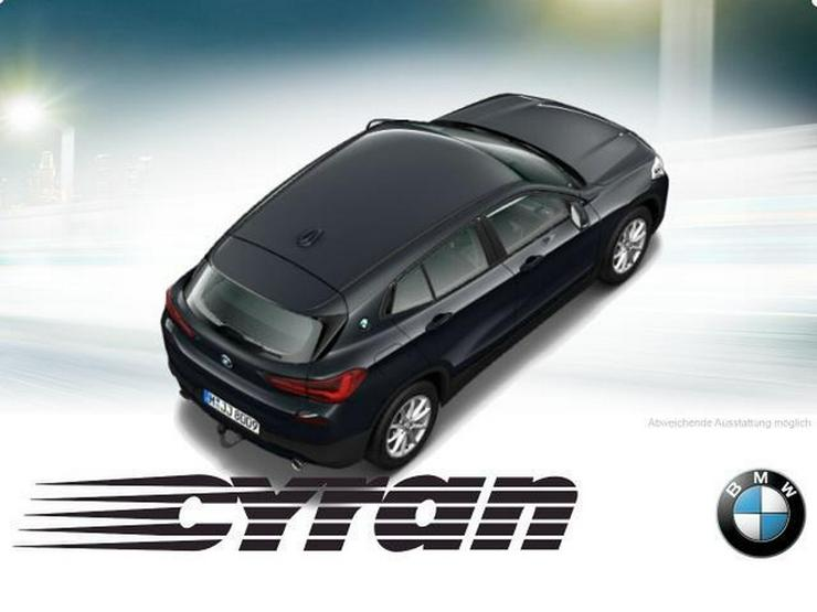 Bild 5: BMW X2 sDrive18d Advantage Aut. Klimaaut. AHK PDC Aut. Heckkl. MF Lenkrad