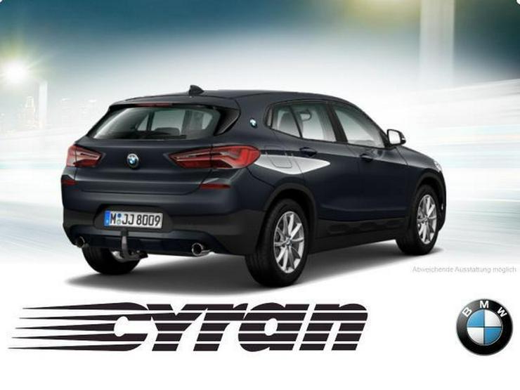 Bild 2: BMW X2 sDrive18d Advantage Aut. Klimaaut. AHK PDC Aut. Heckkl. MF Lenkrad
