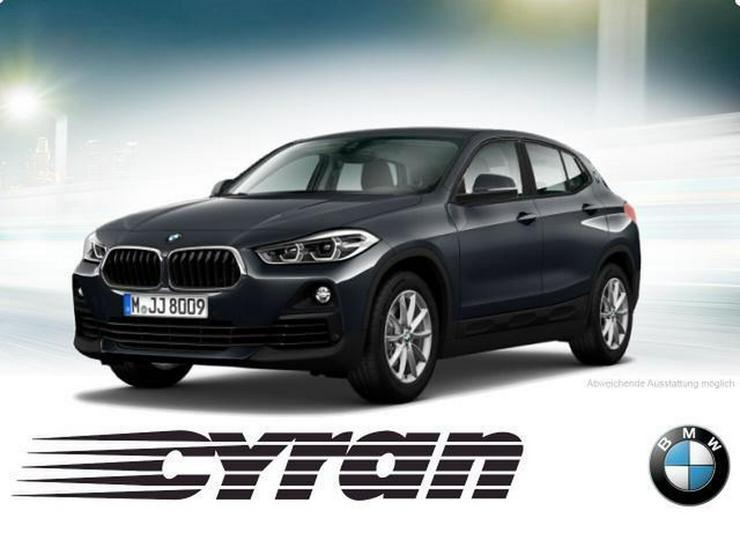 BMW X2 sDrive18d Advantage Aut. Klimaaut. AHK PDC Aut. Heckkl. MF Lenkrad - Weitere - Bild 1