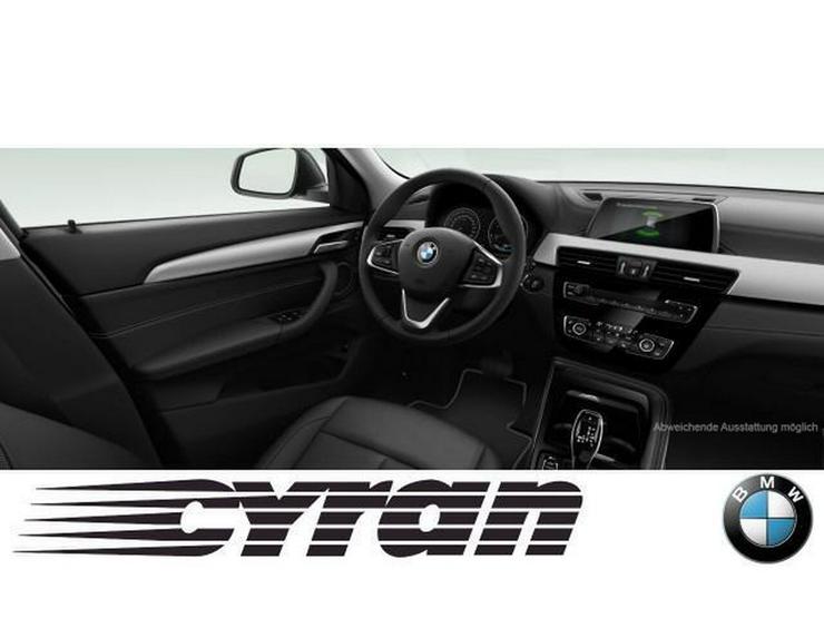 Bild 4: BMW X2 sDrive18d Advantage Aut. Klimaaut. AHK PDC Aut. Heckkl. MF Lenkrad