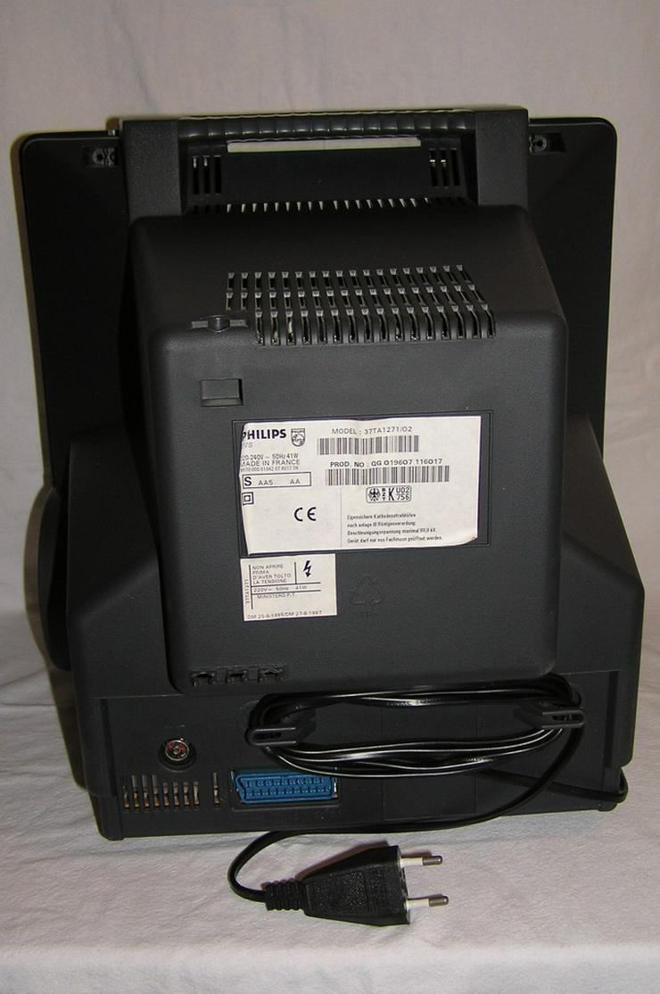 Bild 3: Philips TV-Gerät ? 34 cm/14? Bilddiagonale