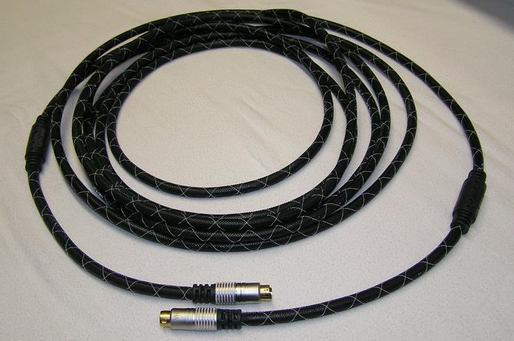 S-VHS Kabel  5m hochwertig