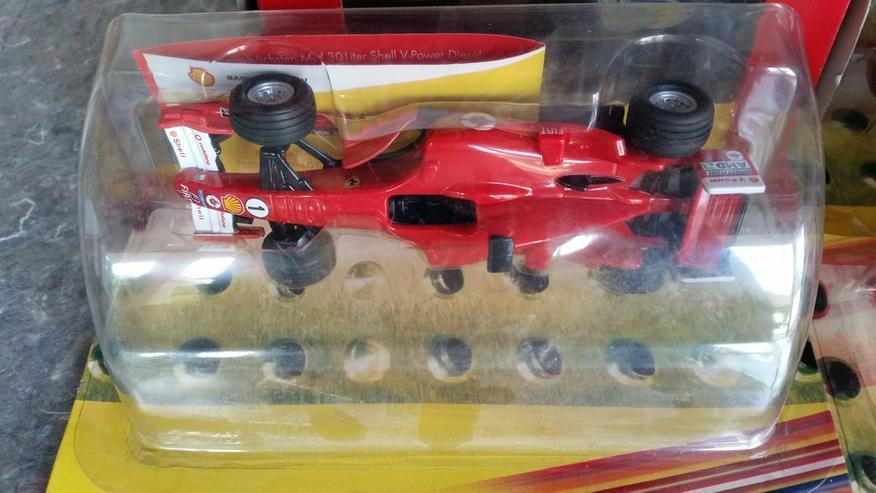 Bild 2: Ferrari Modellautos 1:38 Shell