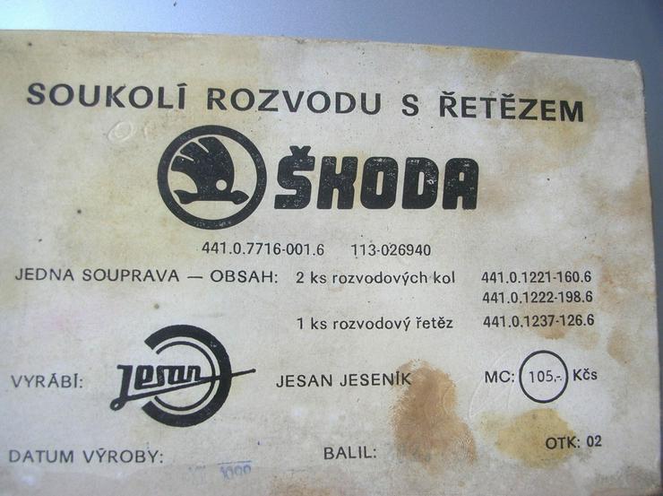 Steuerkette für Skoda 120 L - Motorteile & Zubehör - Bild 1