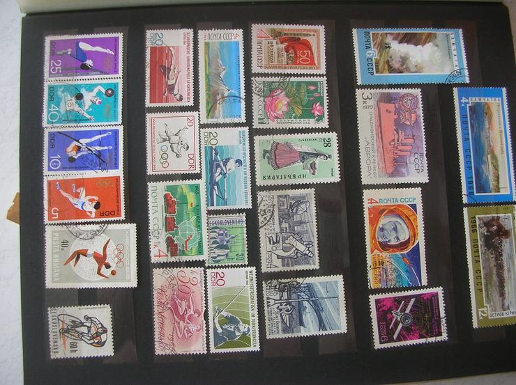 Bild 3: Briefmarkenalbum
