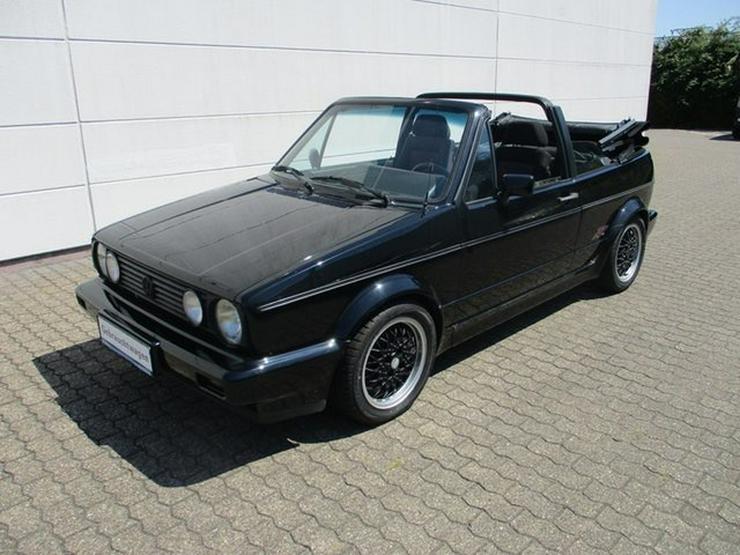 Bild 2: VW Golf I Cabriolet
