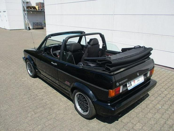 Bild 3: VW Golf I Cabriolet