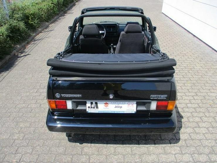 Bild 4: VW Golf I Cabriolet