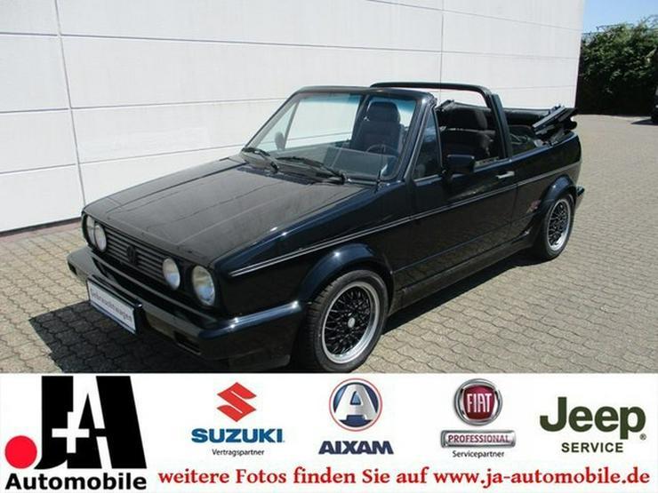 VW Golf I Cabriolet - Golf - Bild 1