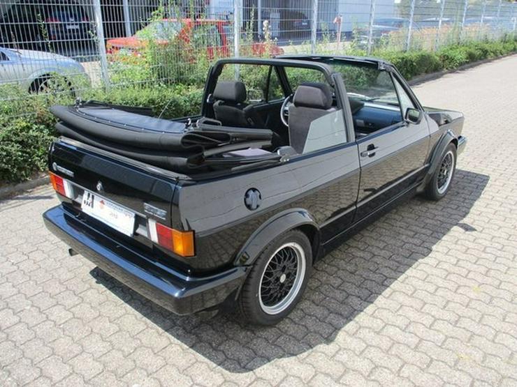 Bild 5: VW Golf I Cabriolet