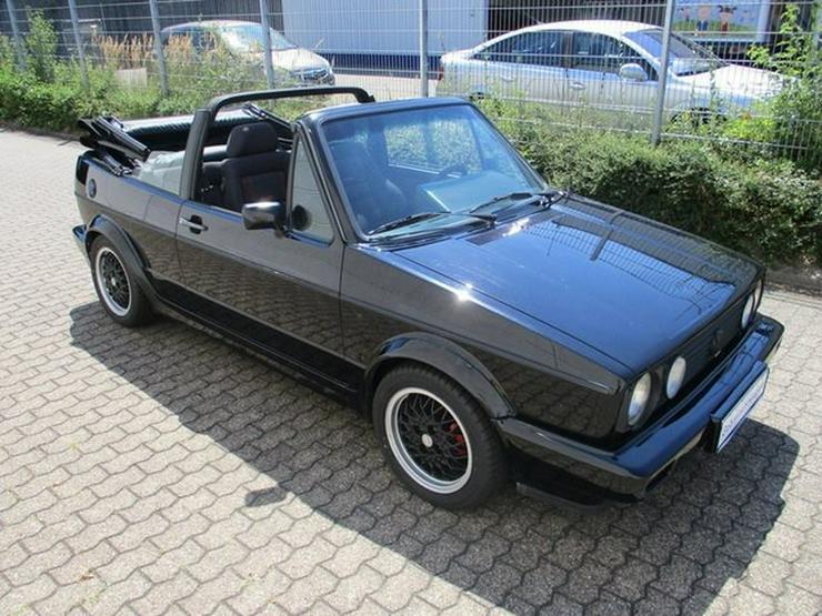 Bild 6: VW Golf I Cabriolet