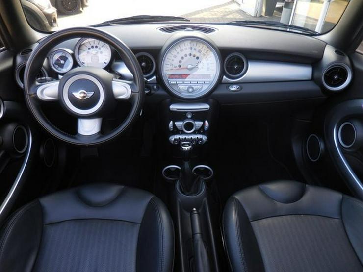 Bild 3: MINI Cooper Cabrio Klimaaut Vollleder-Sportsitze Xen