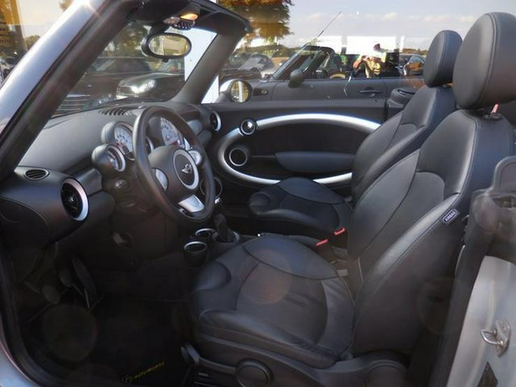 Bild 4: MINI Cooper Cabrio Klimaaut Vollleder-Sportsitze Xen