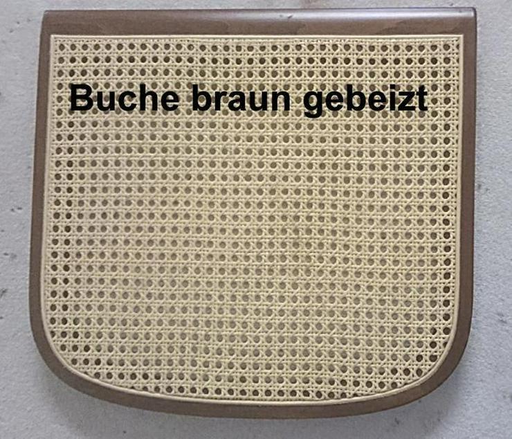 Bild 4: Ersatzsitzplatten für Freischwinger VIENNA