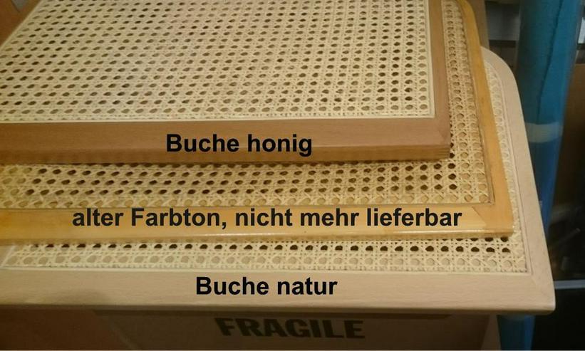 Bild 8: Ersatzsitzplatten für Freischwinger VIENNA