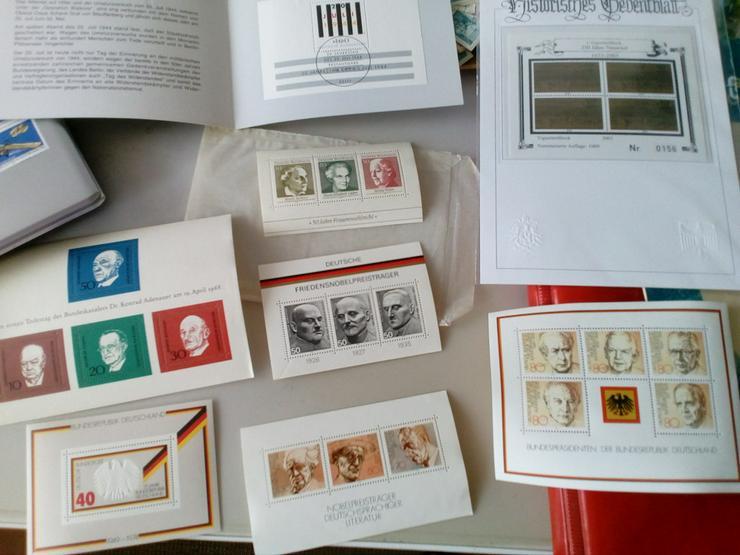 Bild 4: Verkaufe Briefmarkensammlung,BRD,Russland u.a