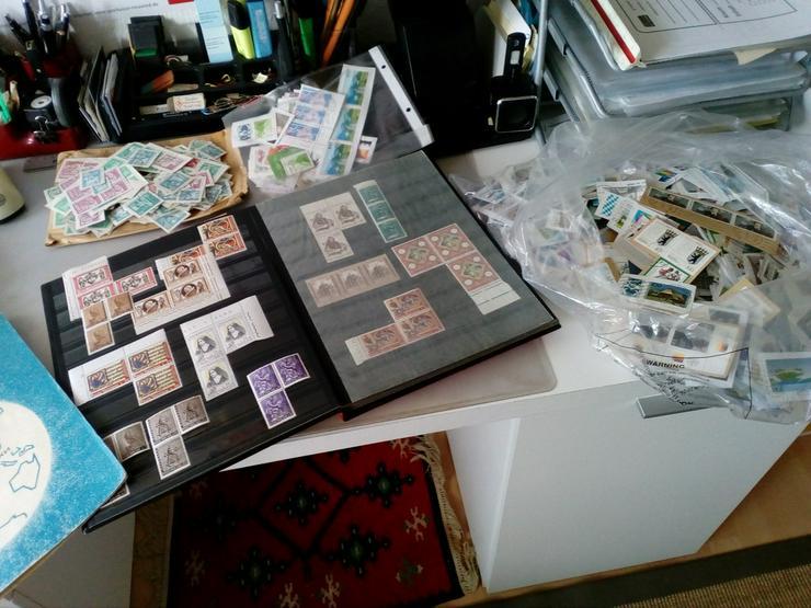 Bild 2: Verkaufe Briefmarkensammlung,BRD,Russland u.a
