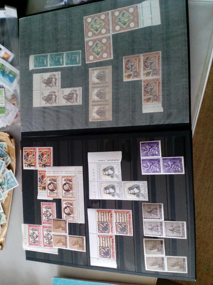 Bild 3: Verkaufe Briefmarkensammlung,BRD,Russland u.a