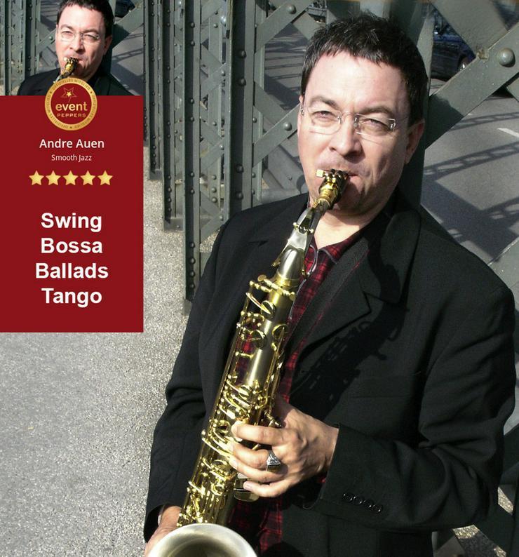 Saxophonunterricht / Saxophonlehrer - München