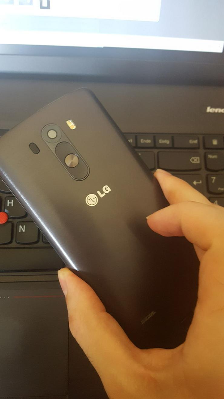 Bild 3: LG G3 32GB, Schwarz, Sehr gepflegt