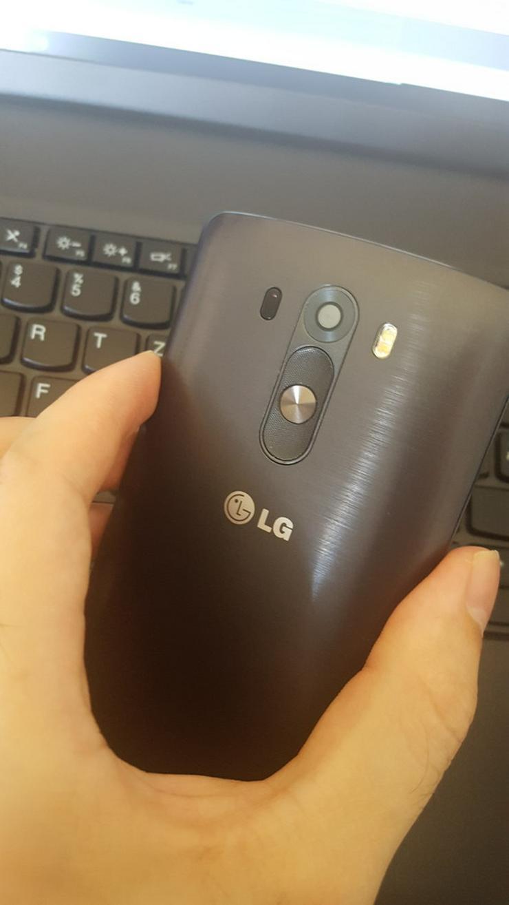 Bild 6: LG G3 32GB, Schwarz, Sehr gepflegt