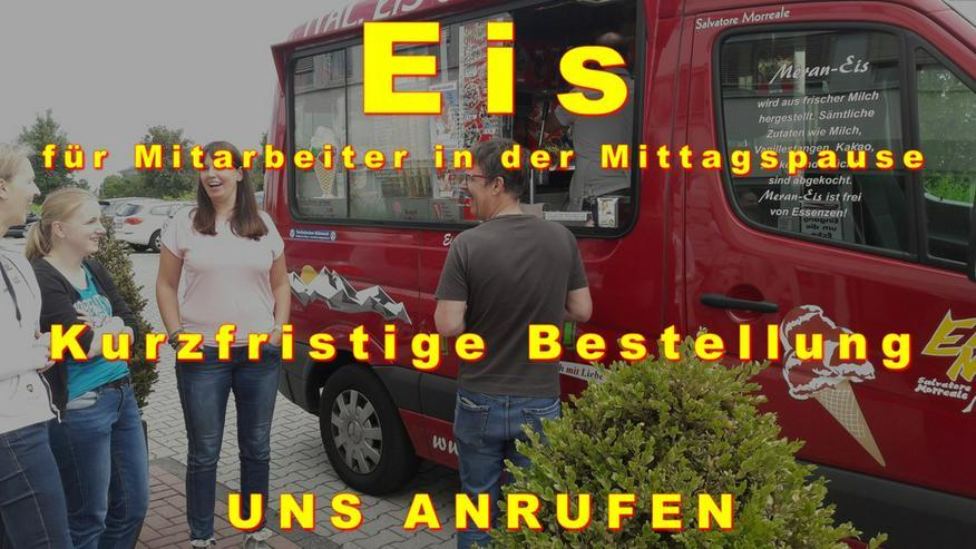 Eiswagen fährt in Remscheid Wuppertal Velbert