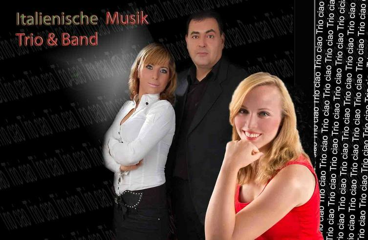 ITALIENISCHE LIVE MUSIK BELLA ITALY MUSIC - Musik, Foto & Kunst - Bild 1