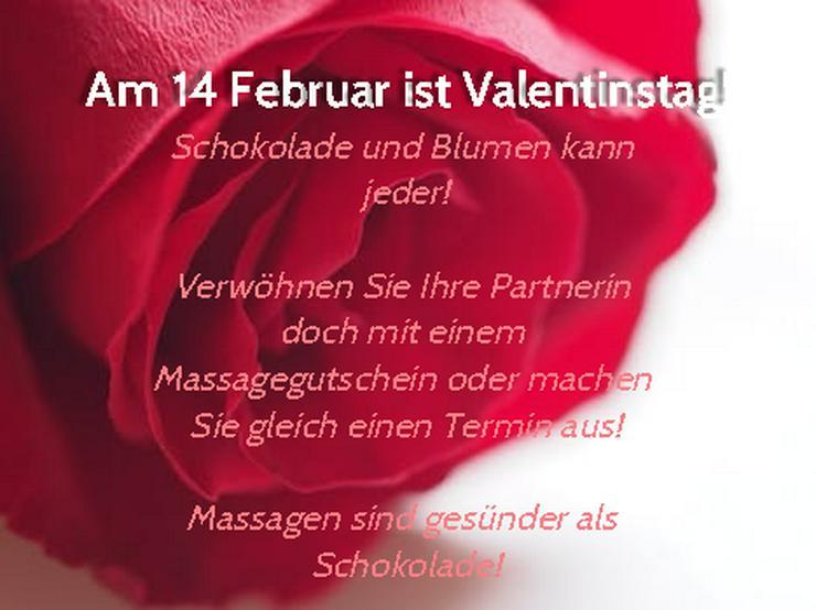 Valentinstag, Gutscheine, Thaimassage, Thaiwellness, Massage