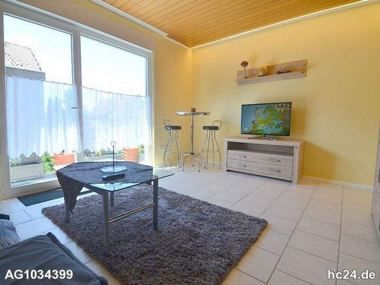 * möblierte 2-Zimmerwohnung in Gerchsheim - Bild 1