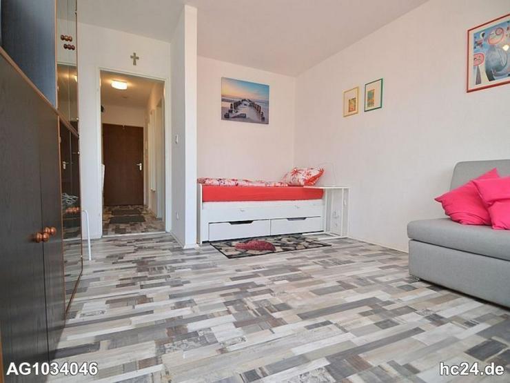 Bild 2: * möblierte Wohnung in Lengfeld mit Balkon