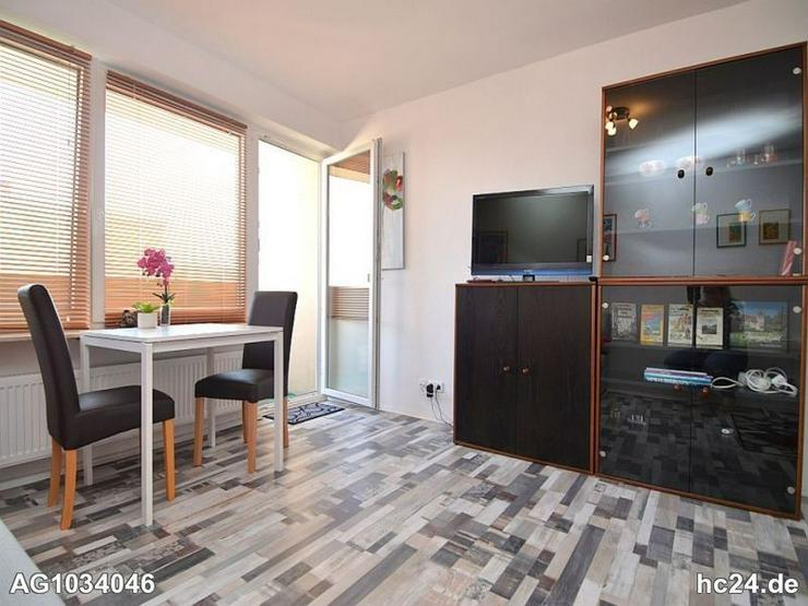 * möblierte Wohnung in Lengfeld mit Balkon - Wohnen auf Zeit - Bild 1