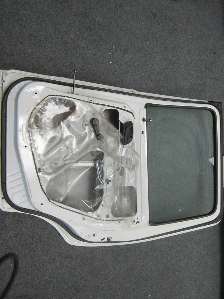 Bild 2: Opel Agila Tür hinten rechts