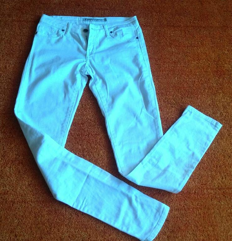 Damen Hose Som Stretch Jeans Gr.36 Cars Jeans
