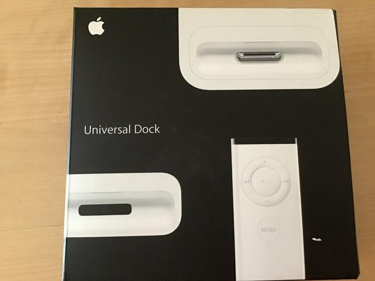 Universal Dock für Apple Geräte