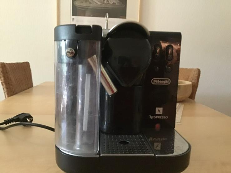 Delonghi Nespresso Maschine Mit Milchtank In Mannheim Quadrate Auf