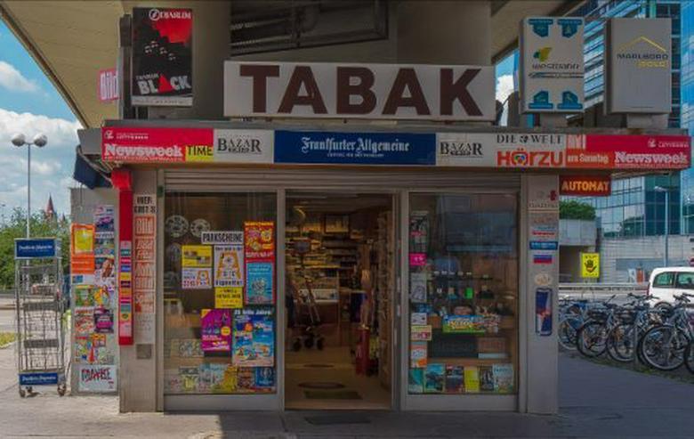 Suche Kiosk oder kleines Ladengeschäft