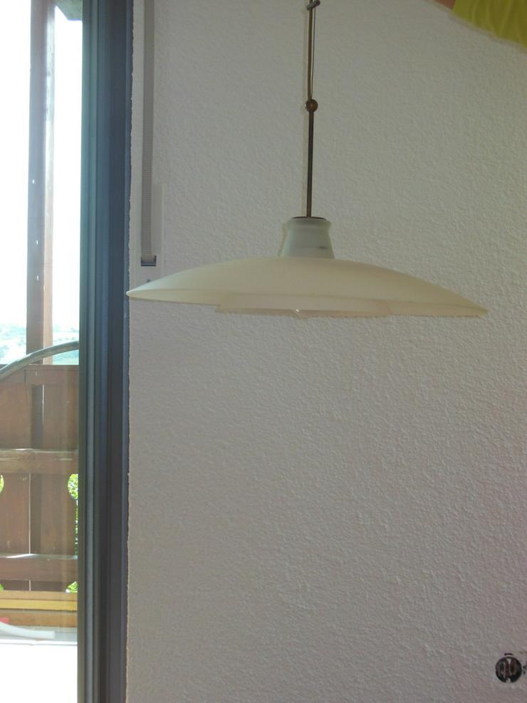 Leuchter mit Glasschirm - Steinhauer - Decken- & Wandleuchten - Bild 1