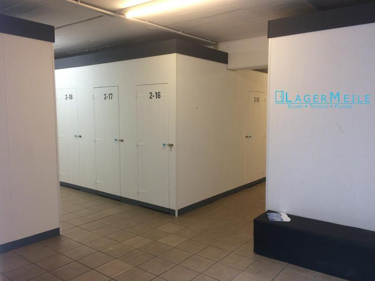 Lagerbox Selfstorage Halle Lager Lagerraum - Gewerbeimmobilie mieten - Bild 1