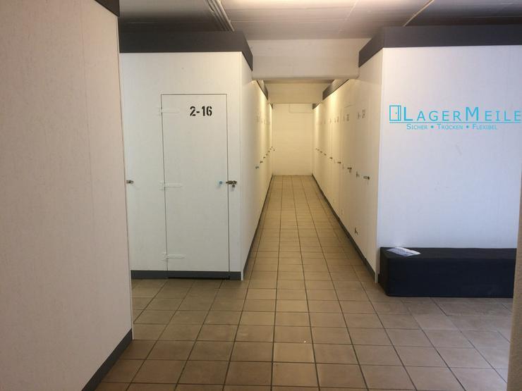 Bild 3: Lagerbox Selfstorage Halle Lager Lagerraum