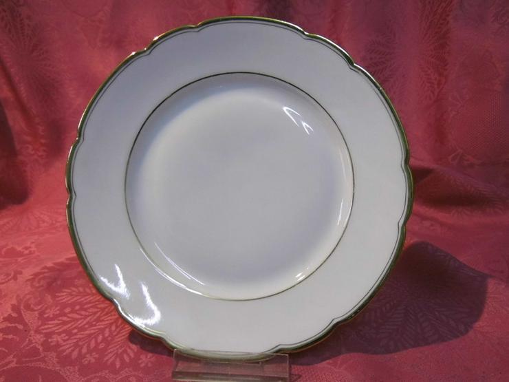 Kuchenteller EDELSTEIN Porzellan / Frühstückst - Kaffeegeschirr & Teegeschirr - Bild 1