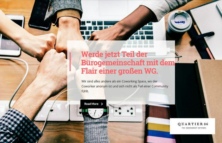 Coworking Hamburg - Büroplatz Bürogemeinschaft - Büro & Gewerbeflächen mieten - Bild 1