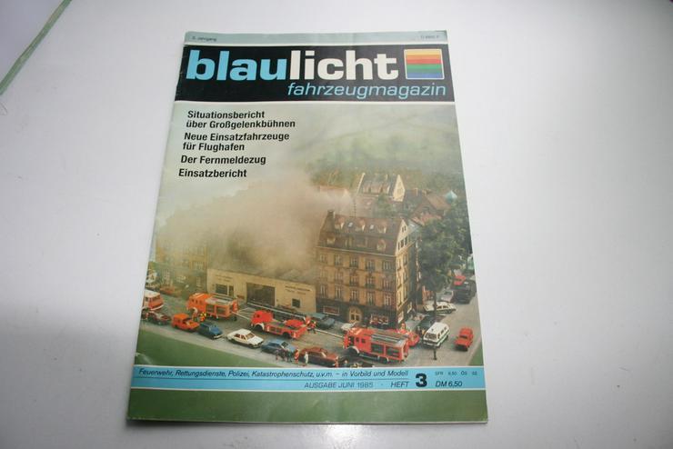 Bild 2: 4 Feuerwehr Magazine