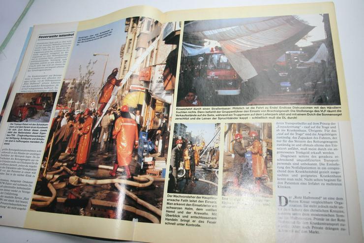 Bild 4: 4 Feuerwehr Magazine