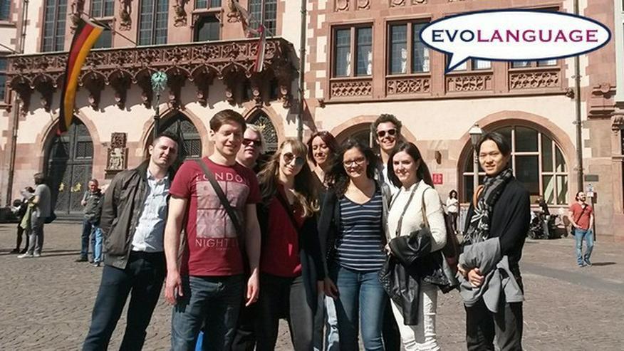 Bild 3: A1 German course in Hamburg