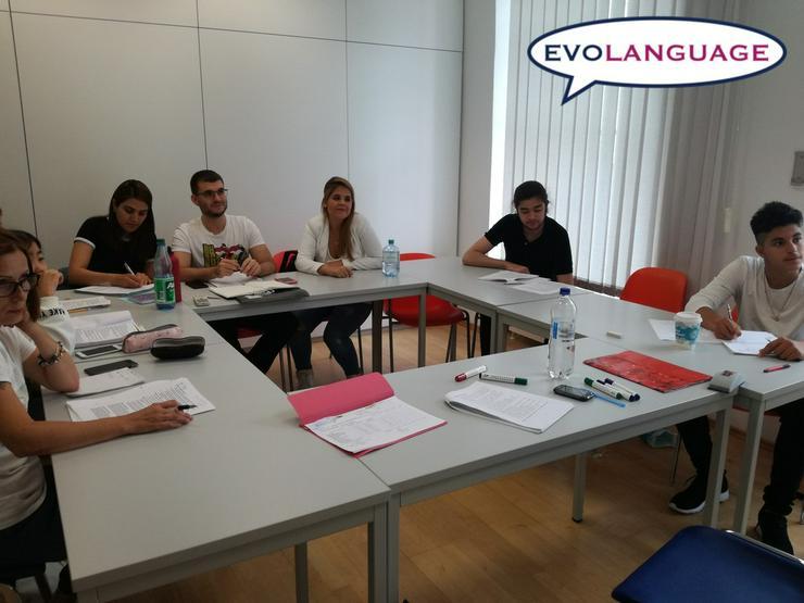 A2.1 + A2.2 intensive course in Hamburg
