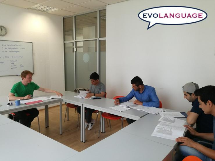 Bild 3: A2.1 + A2.2 intensive course in Hamburg