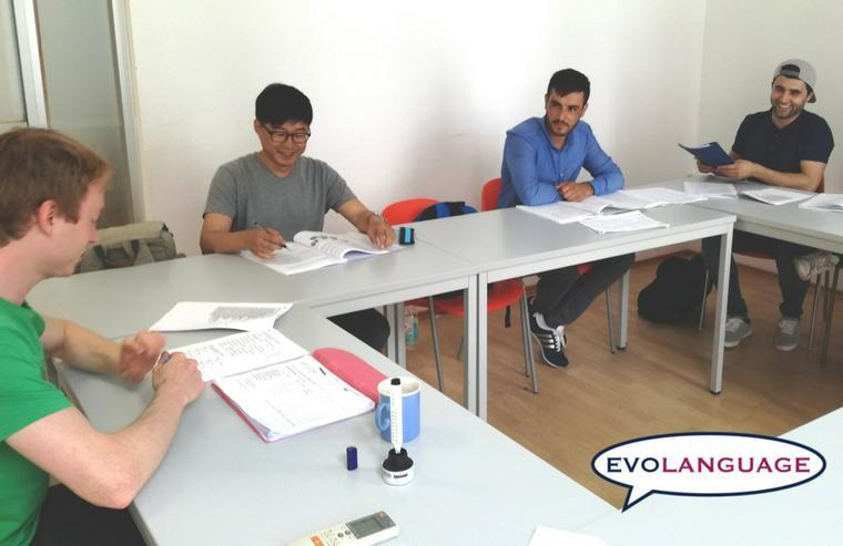 C1 German intensive course