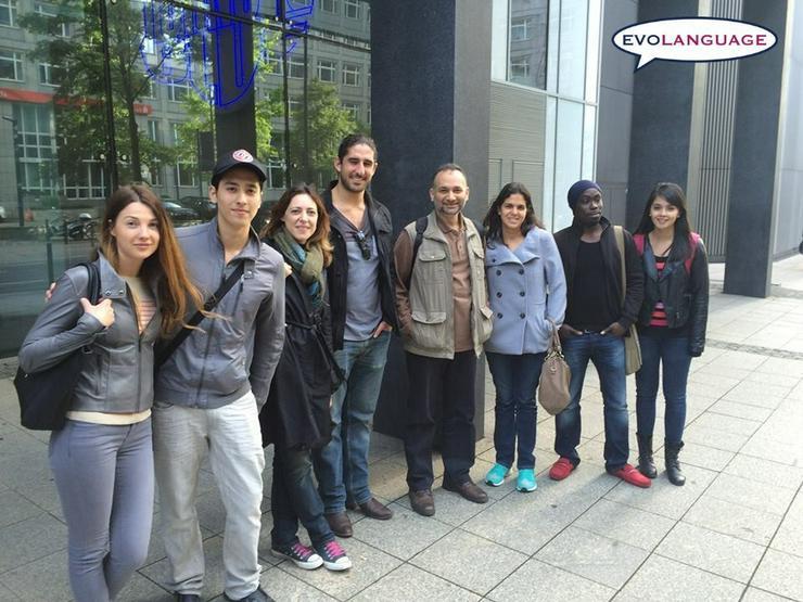 Bild 3: C1 German intensive course