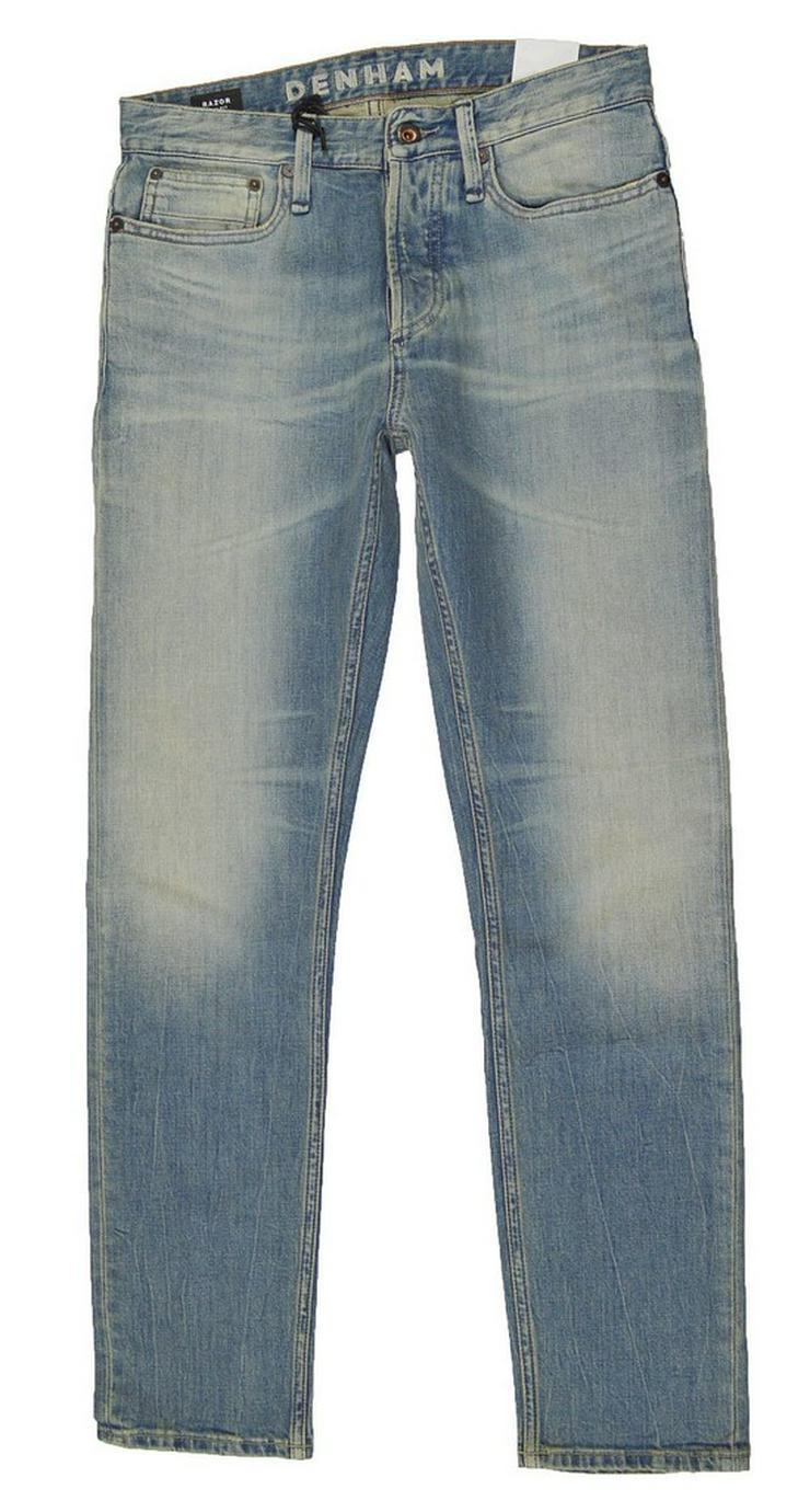 Denham Razor Jeans W28L30 für Abholer 5-282 - W27-W29 / 40-42 / XS - Bild 1