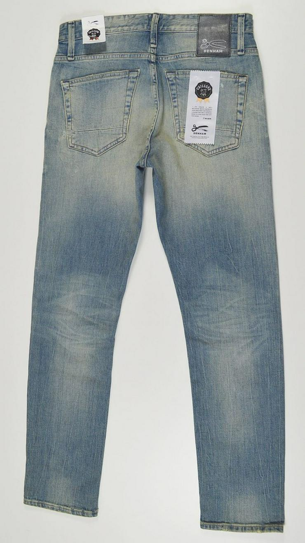 Bild 2: Denham Razor Jeans W28L30 für Abholer 5-282